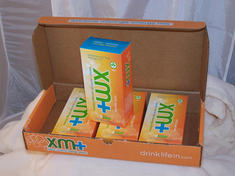 Zija XM+ Extreme Moringa Energy Mix - 1 case (32 packets)