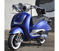 Lancer Heritage 150cc Scooter! - Limited Time Special =Free Remote Start & Alarm System with Purchase