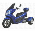 MTB150- 17 Q6  DELUXE MODEL SCOOTER. FAST SHIPPING with LIFTGATE! FREE HELMET!