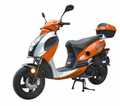 Saturn Series Powermax 150cc Scooter / Fast Shipping/ Free Scooter Helmet / CVT Automatic Transmission - CALIFORNIA LEGAL!