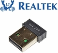 Genuine Realtek 802.11N WiFi WLAN LAN Wireless Network USB Adapter Nano Dongle