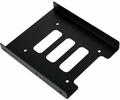 "2.5"" to 3.5"" Bay Hard Drive HDD / SSD Mounting Bracket Adapter Tray"