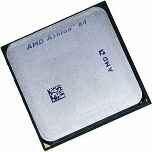 AMD ADA3400AEP4AR - 2.4GHz 512 KB Socket 754 Athlon 64 3400+ CPU Processor