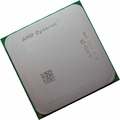 AMD OSK250FAA5BL - 2.4 GHz 1 MB Socket 940 Opteron 250 HE CPU Processor