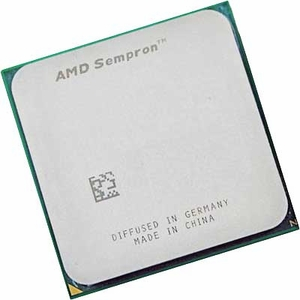 AMD SDA2600AIO2BX - 1.6GHz 128 KB Socket 754 Sempron 2600+ CPU Processor