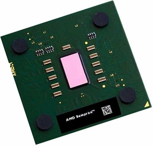 AMD SDA3300DKV4E - 2.2GHz 512 KB Socket 462 Sempron 3300+ CPU Processor