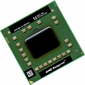 AMD SMD3800HAX3DN - 2.2GHz 256 KB Socket S1 Mobile Sempron 3800+ CPU Processor