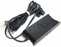 Dell CF809 - 65W 19.5V 3.34A 5mm AC Adapter with Power Cable