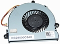 Dell DC28000C8F0 - Replacement CPU Fan for Inspiron 15R 17 17R 3521 3721 5521 5721