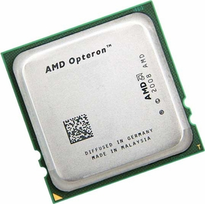 Dell FK001 - 2.00GHz 1000MHz 2MB 95W Socket F AMD Opteron 2212 CPU Processor