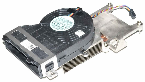 Dell Fvmx3 Cpu Fan And Heatsink Assembly For Optiplex