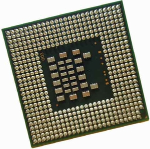 Dell  HJ584 - 2.16Ghz 667Mhz 2MB PPGA478 Intel Core Duo T2600 Dual Core CPU Processor