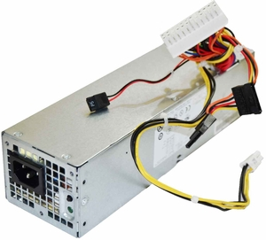 Dell HNJC4 - 240W Power Supply for Optiplex 390 790 990 3010 7010 9010 SFF Models