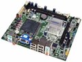 Dell HP721 - Motherboard / System Board for Latitude D530