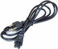 Dell K2490 - 6ft 3-Prong Power Cable for Dell Computers / AC Adapters