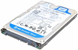 "Dell PJGMP - 750GB 5.4K RPM SATA 9.5mm 2.5"" Hard Drive"