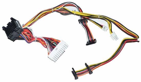 dell py536 wiring harness for power supply t553c