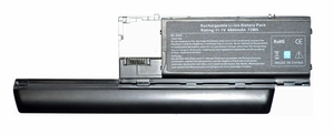 Dell TC030 - 85Whr 11.1V 9-Cell Lithium-Ion Replacement Battery for Dell Latitude D620, D630, D631, D640, Precision M2300