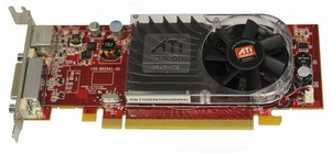 Dell  Y104D - 256MB ATI Radeon HD3450 Video Graphics Card