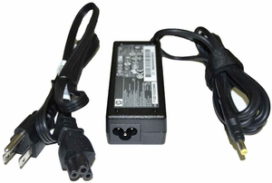 Hewlett-Packard (HP) 371790-001 - 65W 18.5V 3.5A 1.7MM Tip AC Adapter Charger