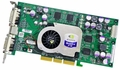 Hewlett-Packard (HP) 373254-001 - 128MB 8X Nvidia Quadro FX1000 Video Graphics Card