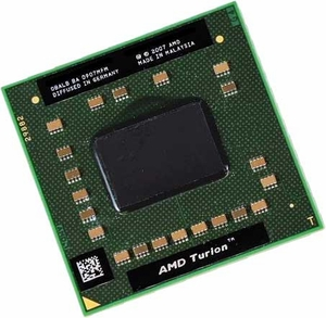 Hewlett-Packard (HP) 432687-001 - 2.2Ghz AMD Turion 64 ML-40 Mobile CPU Processor