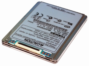 "Hewlett-Packard (HP) 451730-001 - 80GB 4.2K RPM IDE/PATA 1.8"" Hard Disk Drive (HDD)"