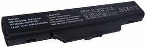 Hewlett-packard (HP) 491278-001 - 47Whr 10.8V 6-Cell Lithium-Ion Replacement Primary Battery