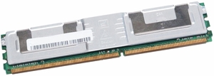 Hewlett-Packard (HP) 491503-061 - 4GB (1X4GB) 667Mhz 4RX8 PC2-5300F ECC Fully Buffered Memory