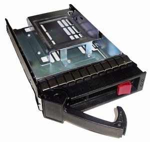 """Hewlett-Packard (HP) 491825-001 -  2.5"""" to 3.5"""" / SFF to LFF Adapter Tray Caddy for HP Proliant"""