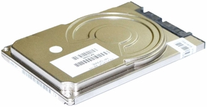 "Hewlett-Packard (HP) 510924-001 - 120GB 5.4K RPM MicroSATA 1.8"" Hard Drive HDD"
