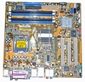 Hewlett-Packard (HP) 5188-1668 - Goldfish3 GL8E Motherboard / System Board / Mainboard