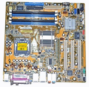 Hewlett-Packard (HP) 5188-1674 - Goldfish2 GL8E Motherboard / System Board / Mainboard