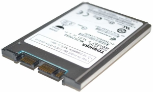 "Hewlett-Packard (HP) 577990-001 - 250GB 5.4K RPM MicroSATA 1.8"" Hard Disk Drive (HDD)"