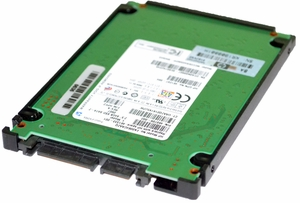 "Hewlett-Packard (HP) 602676-001 - 80GB 3Gb/s MLC SATA 2.5"" Solid State SSD Hard Disk for HP Laptop Computers"