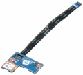 HP 6050A2493201 - Power Button Board w/ Cable for HP 2000-2 Series