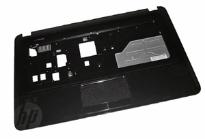 Hewlett-Packard (HP) 6070B0617101 - Black Palmrest Assembly With Touchpad