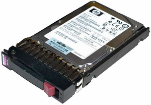 "Hewlett-Packard (HP) DG0146BAQPP - 146GB 10K RPM DP SAS SFF 2.5"" Hard Disk Drive (HDD)"
