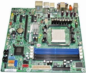 Hewlett-Packard (HP) FQ562-69002 - Aspen-GL8E MS-7548 AMD Motherboard / System Board for HP Computers