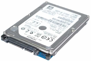 "Hitachi 0A78262 - 250GB 5.4K RPM SATA 2.5"" Hard Drive"