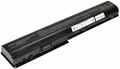 HP 464059-151 - 73Whr 14.4V 8-Cell Lithium-Ion Replacement Battery for HP Pavilion DV7, HDX 18 Laptop