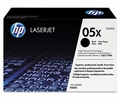 HP CE505X - Black 6500 Yield # 05X Toner Cartridge