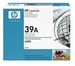HP Q1339A - Black 18000 Yield # 39A Toner Cartridge