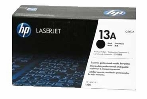 HP Q2613A - Black 2500 Yield # 13A Toner Cartridge