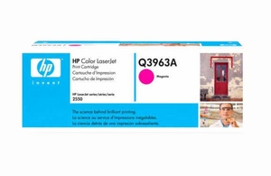 HP Q3963A - Magenta 4000 Yield # 122A Toner Cartridge