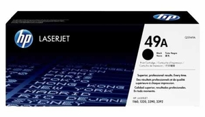 HP Q5949A - Black 2500 Yield # 49A Toner Cartridge
