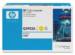 HP Q5952A - Yellow 10000 Yield # 643A Toner Cartridge