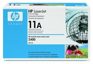 HP Q6511A - Black 6000 Yield # 11A Toner Cartridge