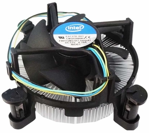 Intel E97378-001 - CPU Heatsink & Fan Cooler for Intel Sockets LGA1150 LGA1151 LGA1155 LGA1156