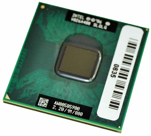 Intel SLGLQ - 2.20Ghz 800Mhz 1MB PGA478 Intel Celeron 900  CPU Processor